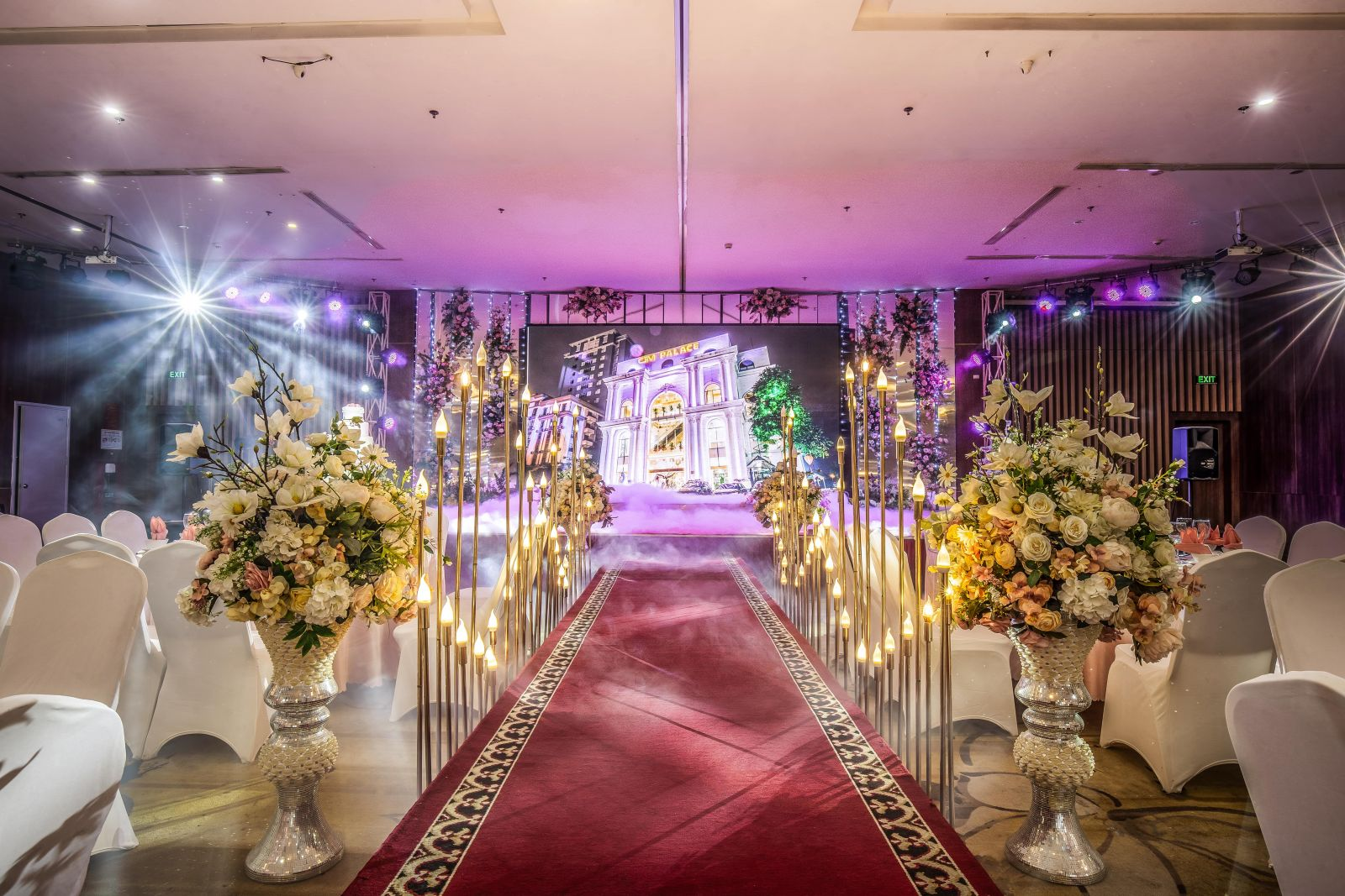 Các nhà hàng tiệc cưới Hà Nội