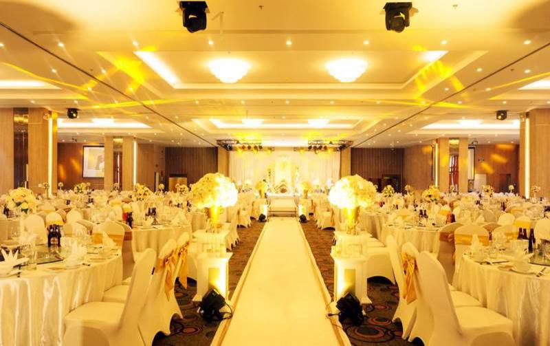 Địa điểm tổ chức tiệc cưới Hà Nội