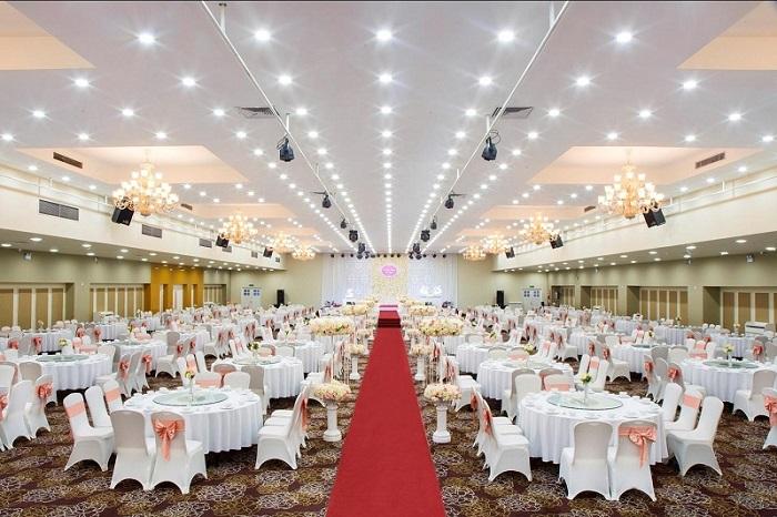 hội trường tiệc cưới hà nội