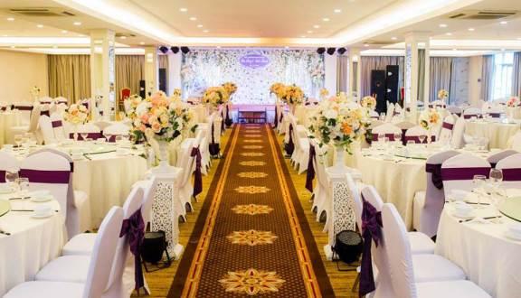 Review trung tâm tiệc cưới tại Hà Nội