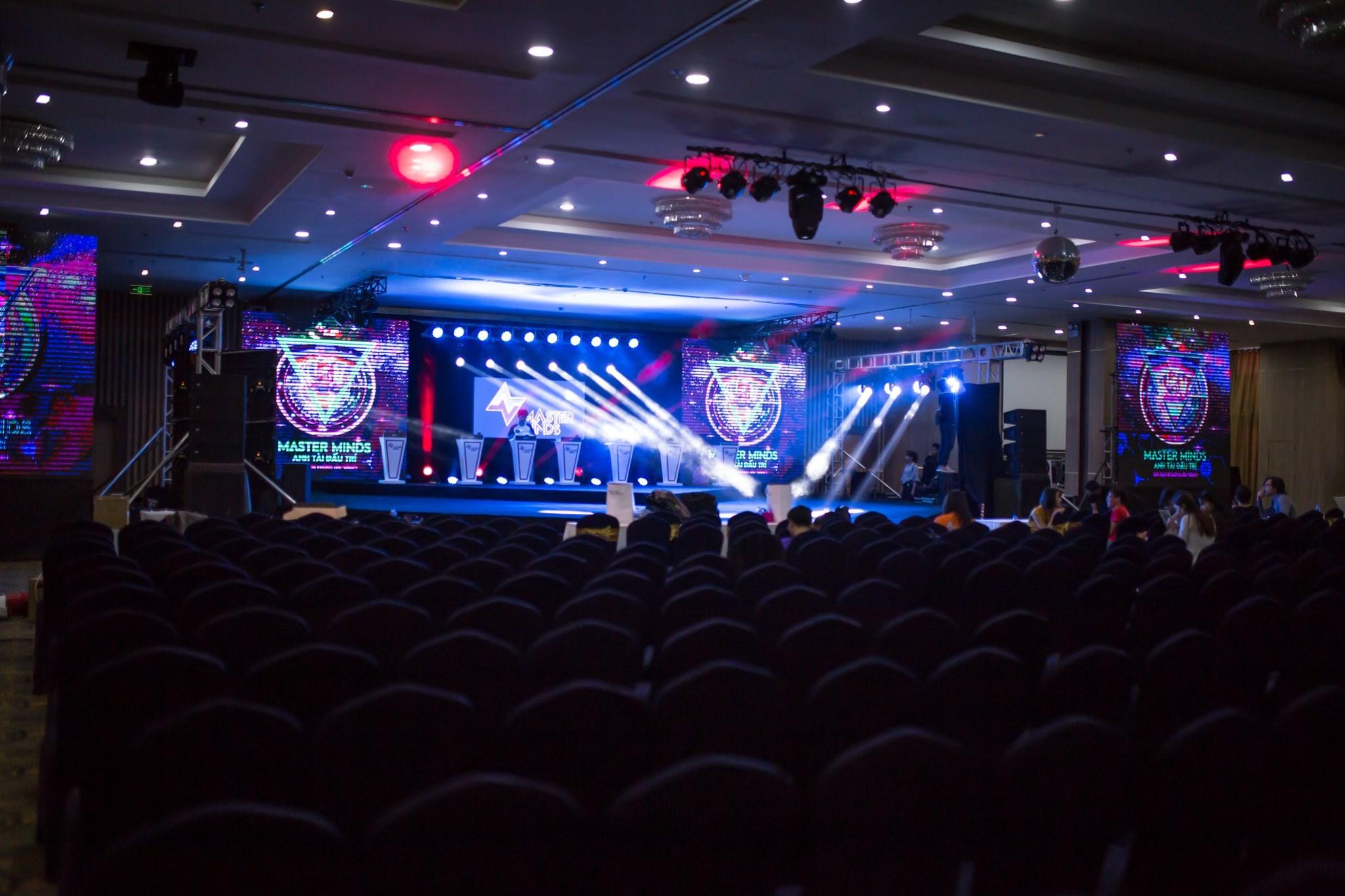 Đơn vị cho thuê mặt bằng tổ chức sự kiện hàng đầu Hà Nội