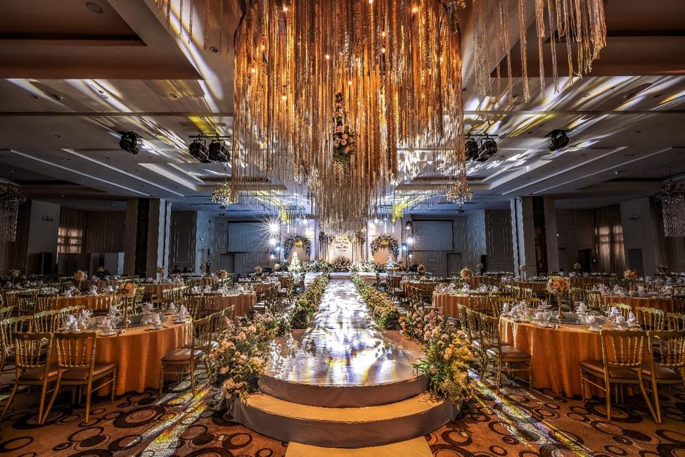 Review trung tâm tiệc cưới Hà Nội CTM Palace
