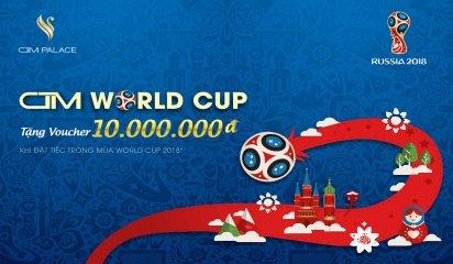 TẶNG NGAY GÓI ƯU ĐÃI SIÊU HẤP DẪN CÙNG CTM WORLDCUP 2018
