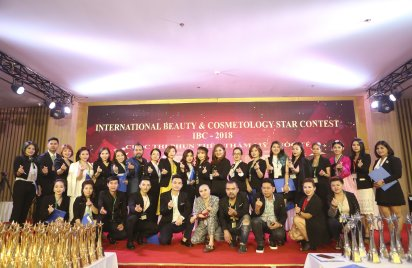 International Beauty And Cosmetolosy Contest (IBC) 2018